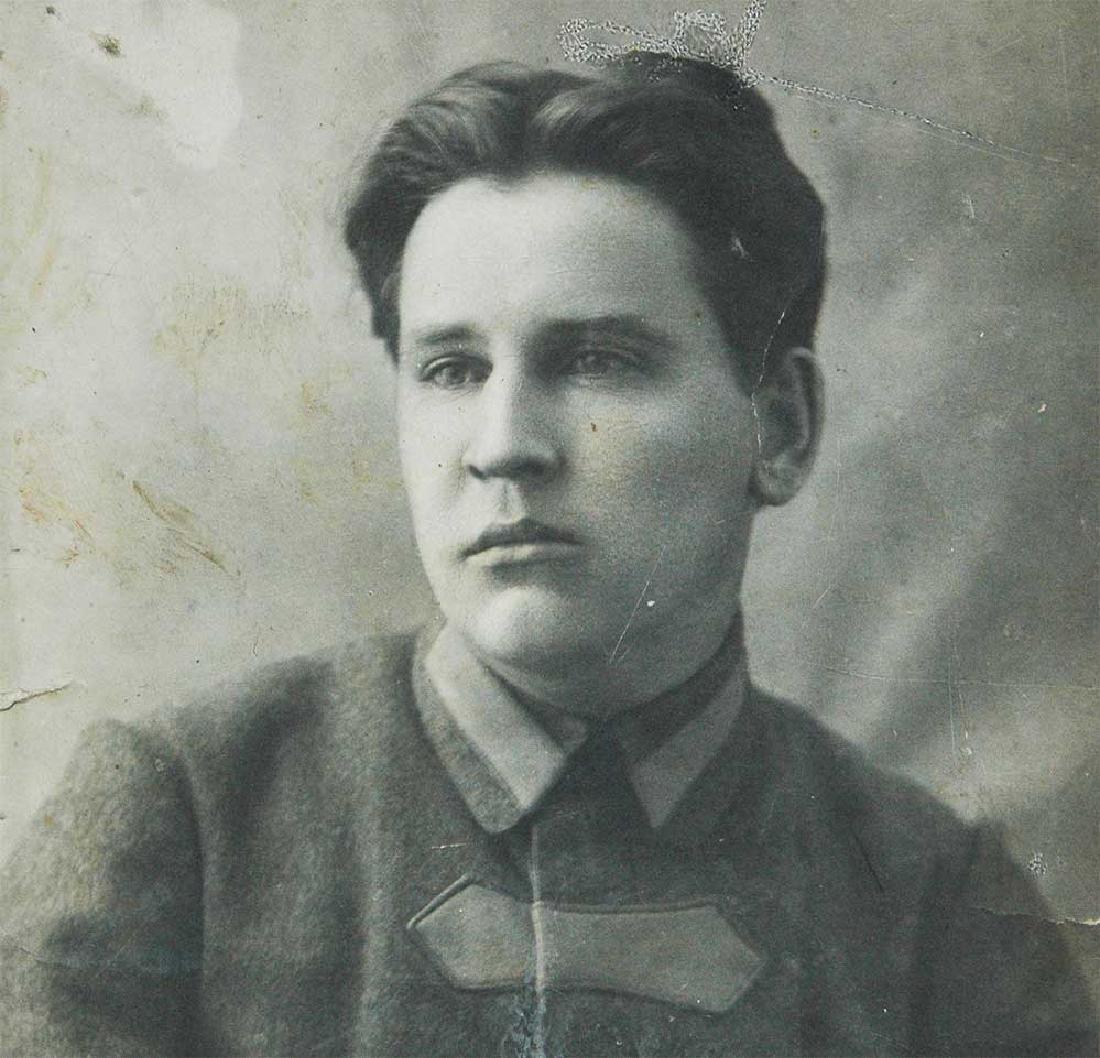 Rare WW1 SOVIET RUSSIAN CAVALRY TUNIC, 1920 - 1925 - 8