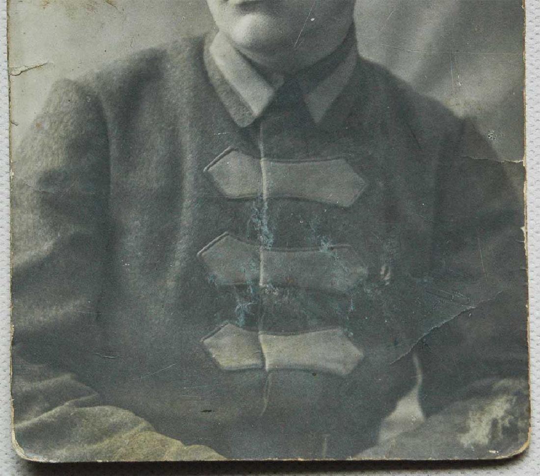 Rare WW1 SOVIET RUSSIAN CAVALRY TUNIC, 1920 - 1925 - 9
