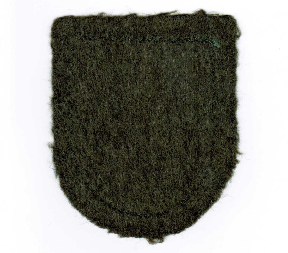 GERMAN WWII PATCH FOR RUSSIAN VOLUNTEERS, ROA - 3