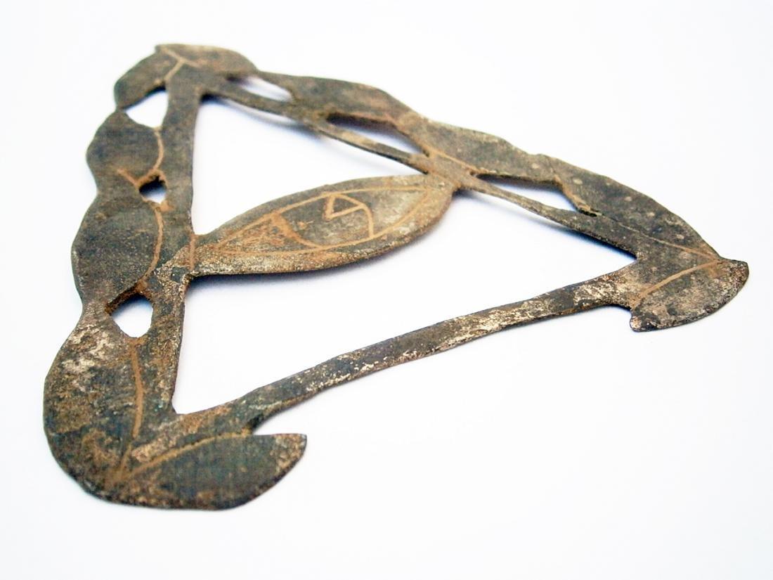 Original WW2 Freemasonry DELTA Eye of Providence - 3