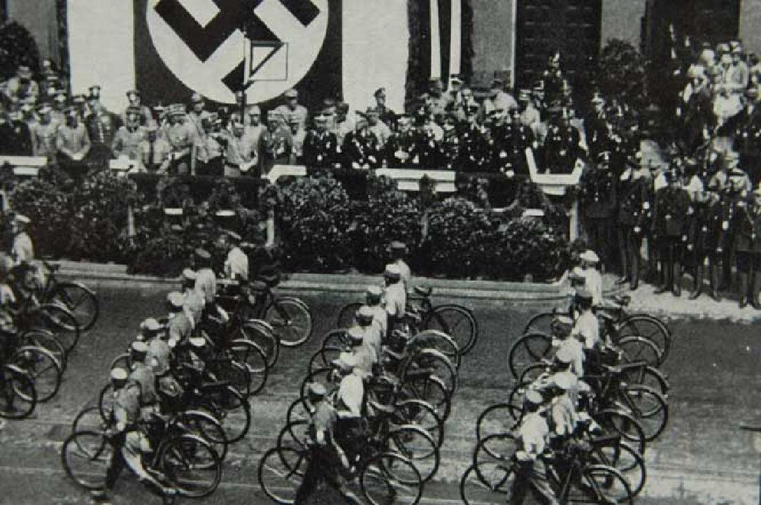 German Photo Parade in Dortmund, 1933 NSDAP
