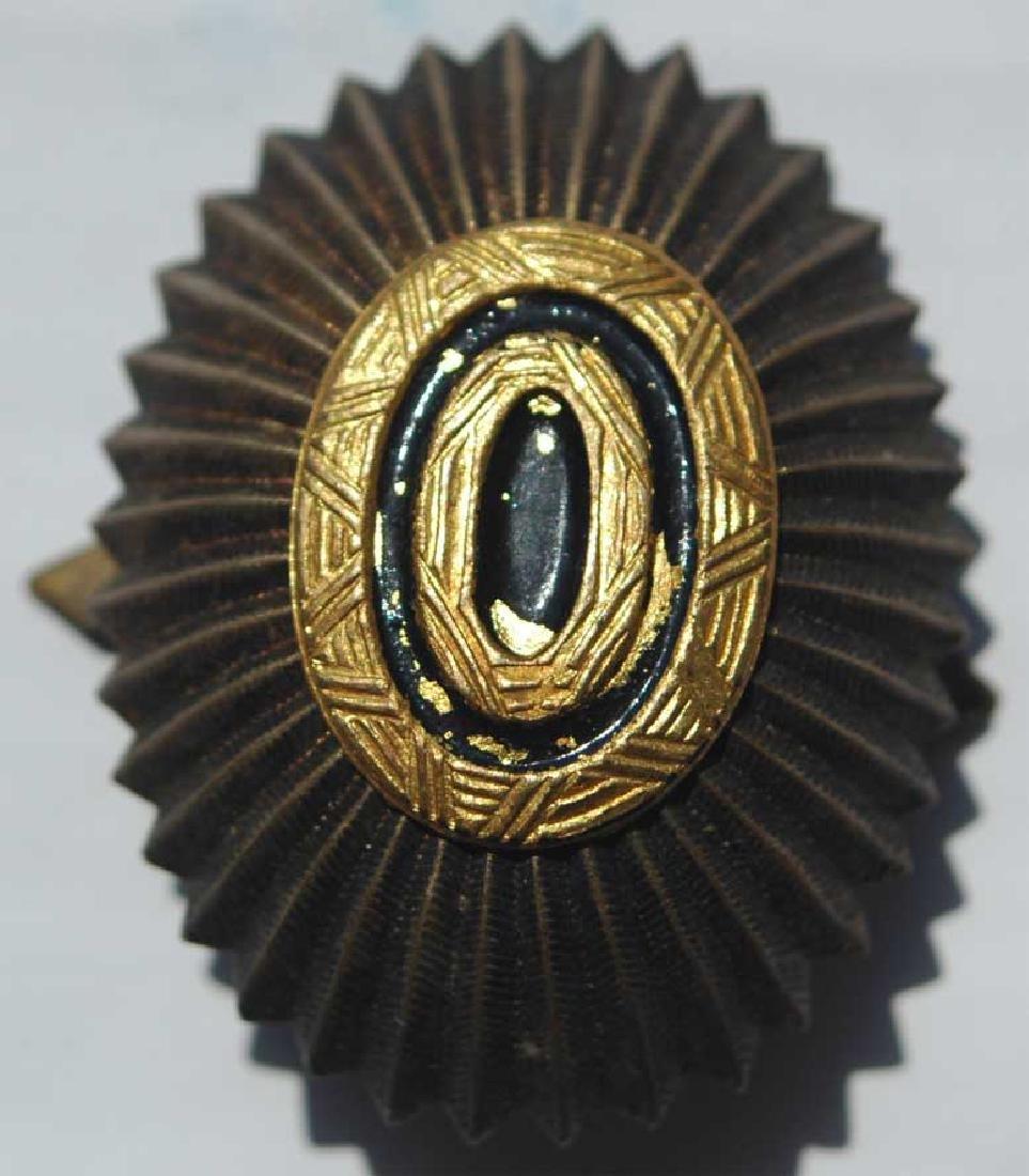 Original Russian Imperial HAT Badge Cockade