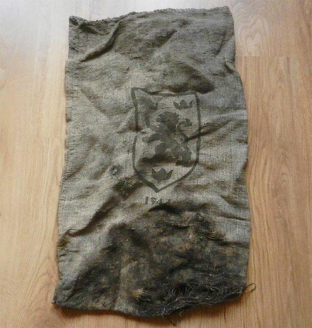 German - Ukrainian WW2 Bag, 14th Waffen SS Grenadier
