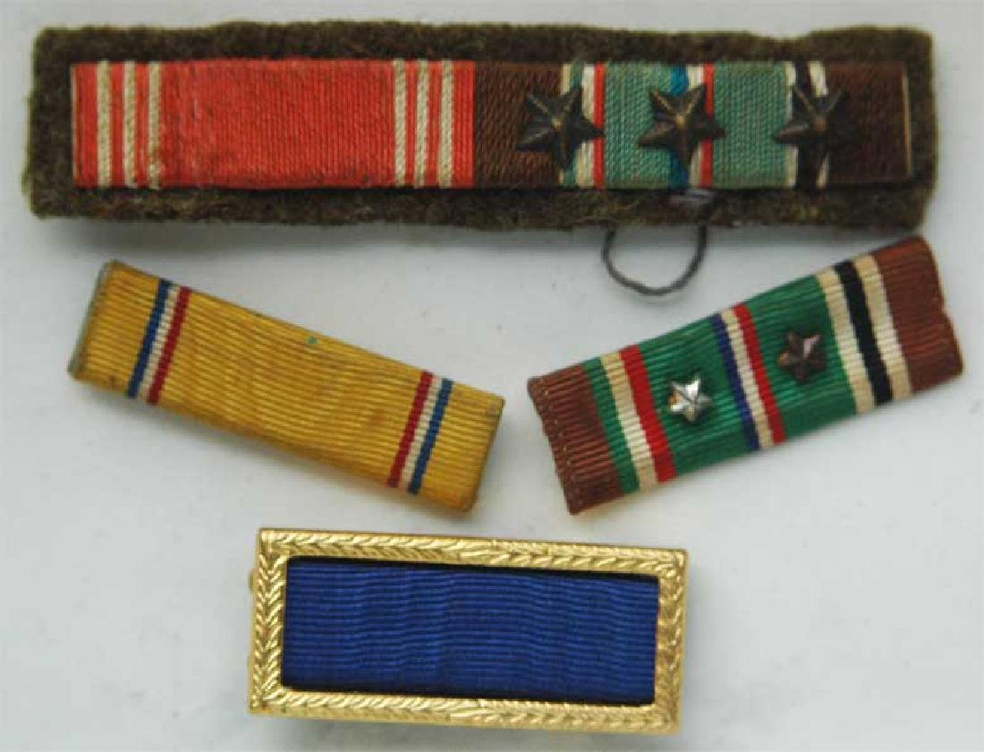 Original WW2 insignia, Ribbons with Star