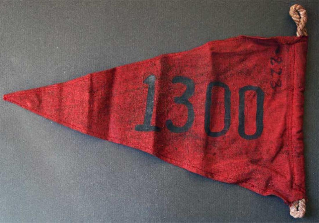 German WW2 U-Boat Kill Flag Pennant U-223