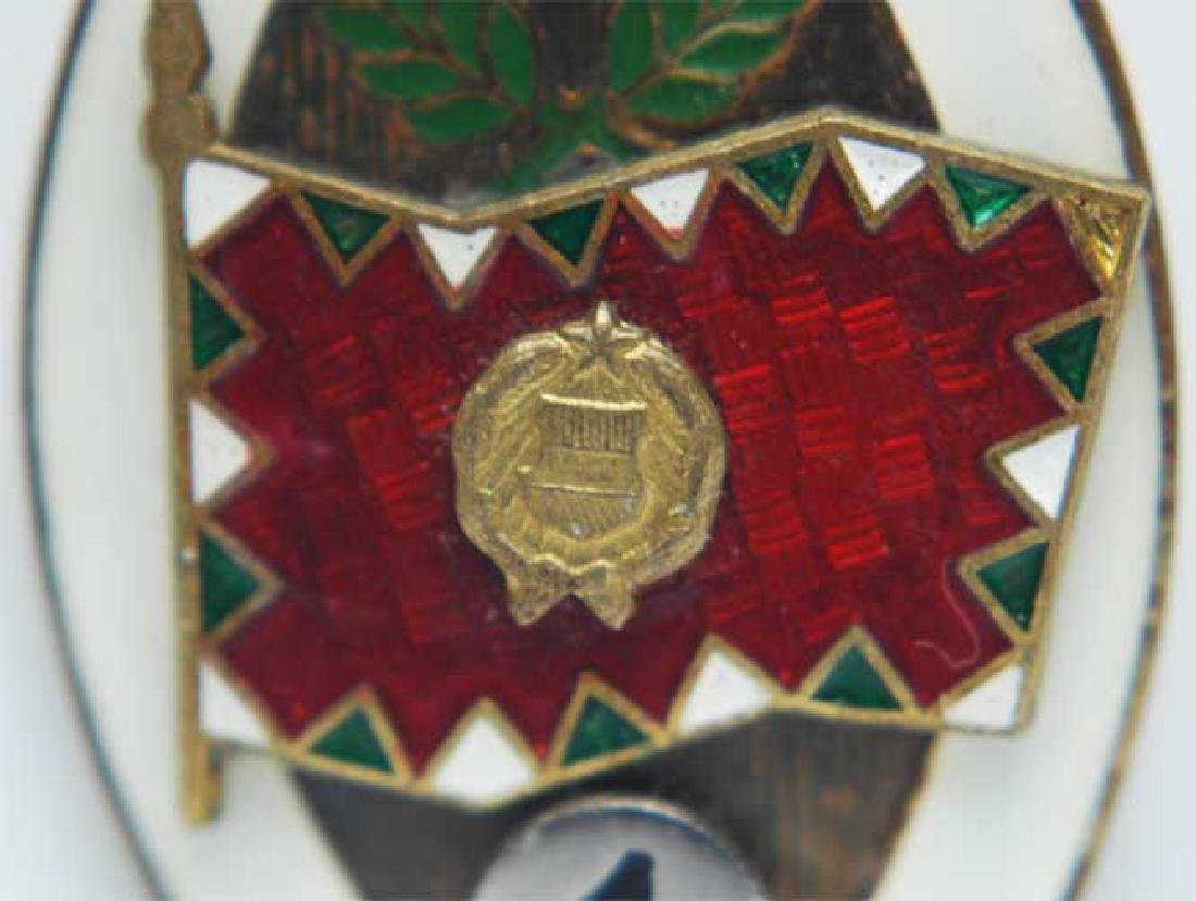 Military badge from Hungary KIVALO, 1st class - 3
