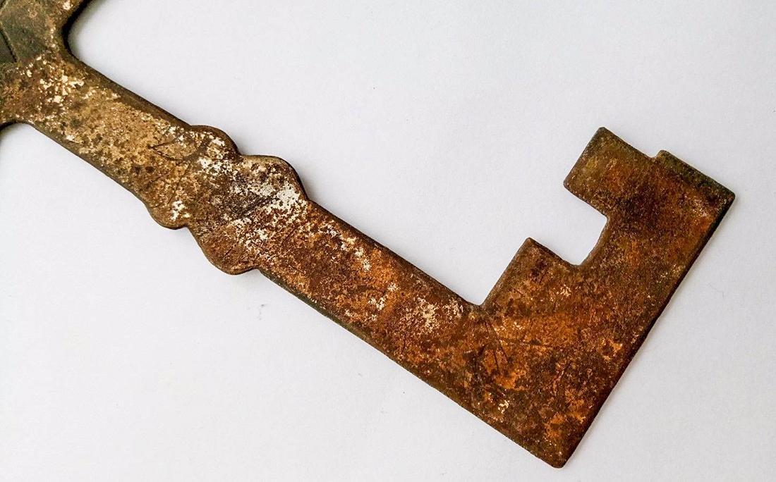 Jewish WW2 JUDAICA Shield KEY to Zion fr. Litzmannstadt - 9