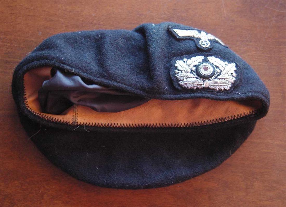 German WW2 Side Cap, 1943