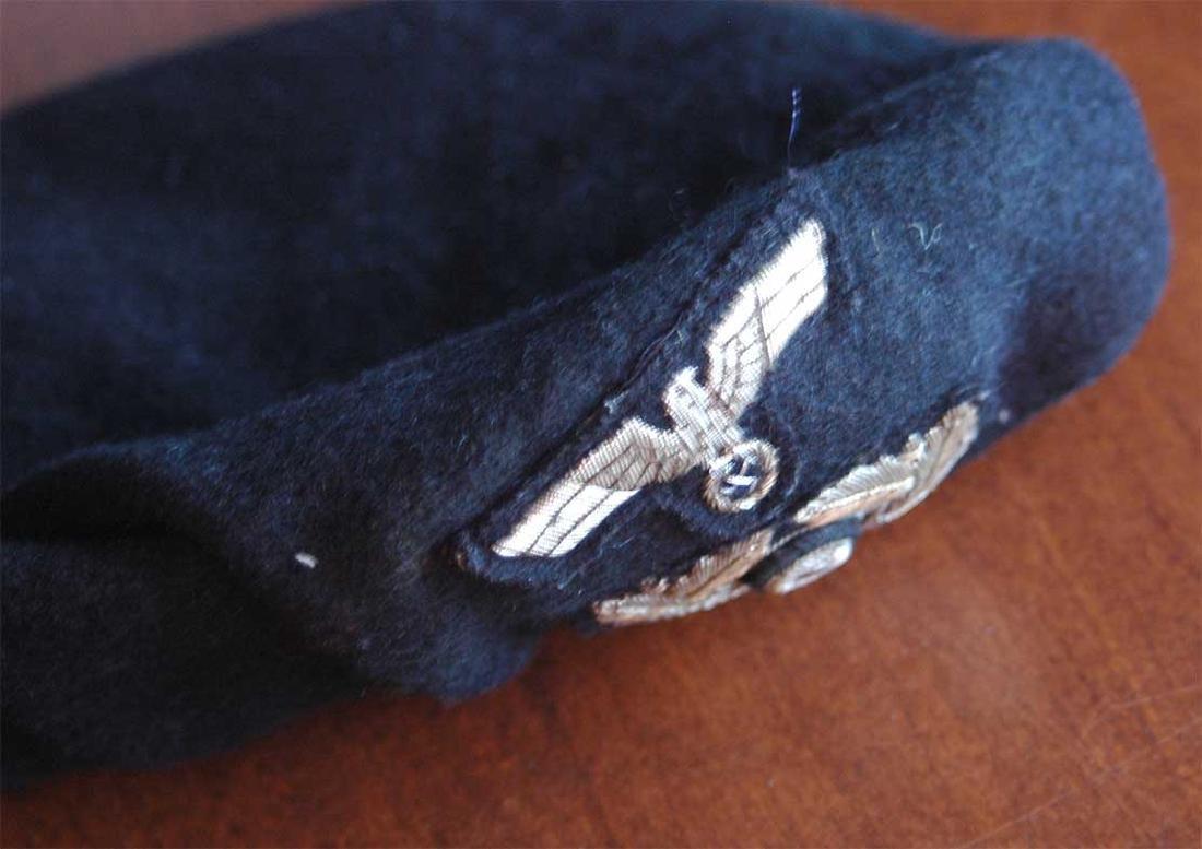 German WW2 Side Cap, 1943 - 2