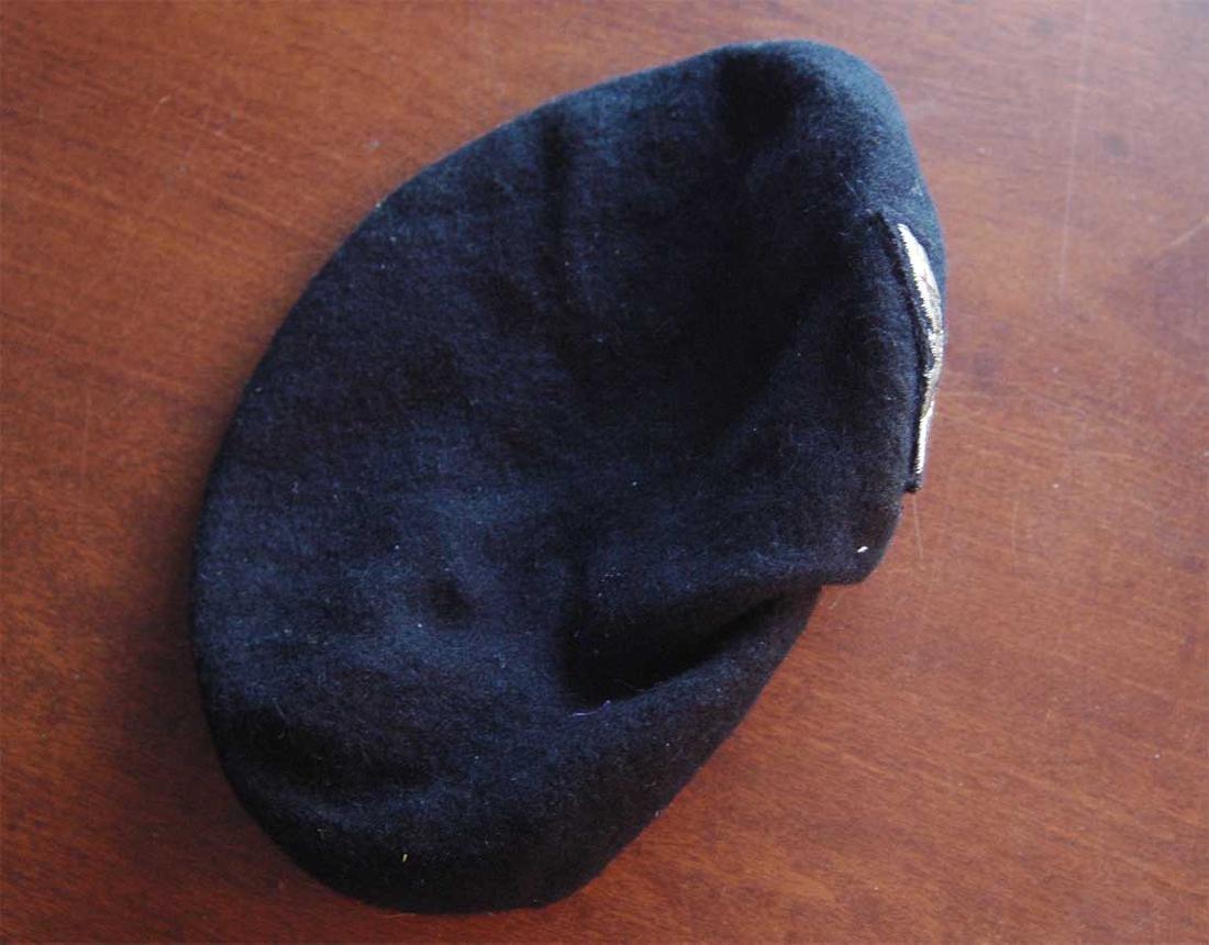 German WW2 Side Cap, 1943 - 3