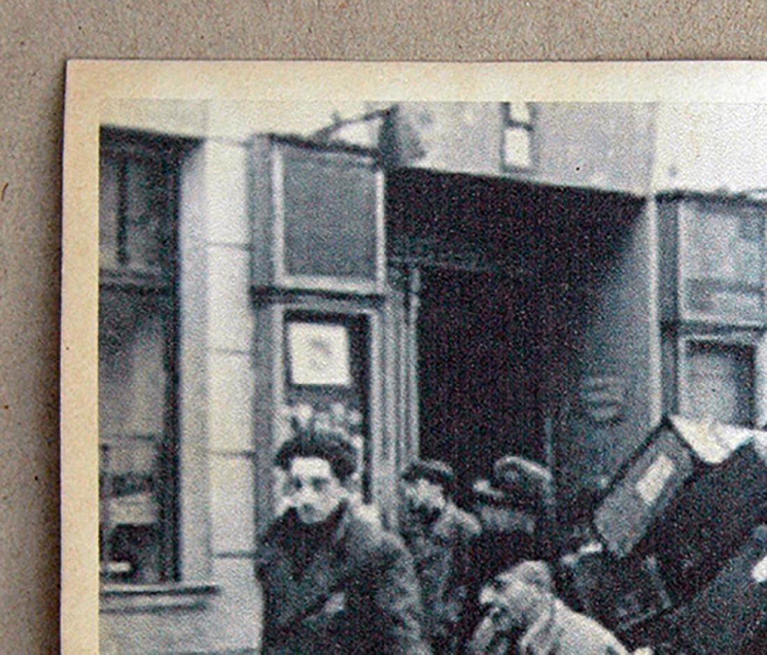 Jewish WW2 Postcard fr. LITZMANNSDADT - Jewish Ghetto - 3