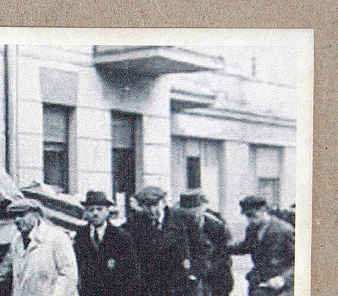 Jewish WW2 Postcard fr. LITZMANNSDADT - Jewish Ghetto - 7