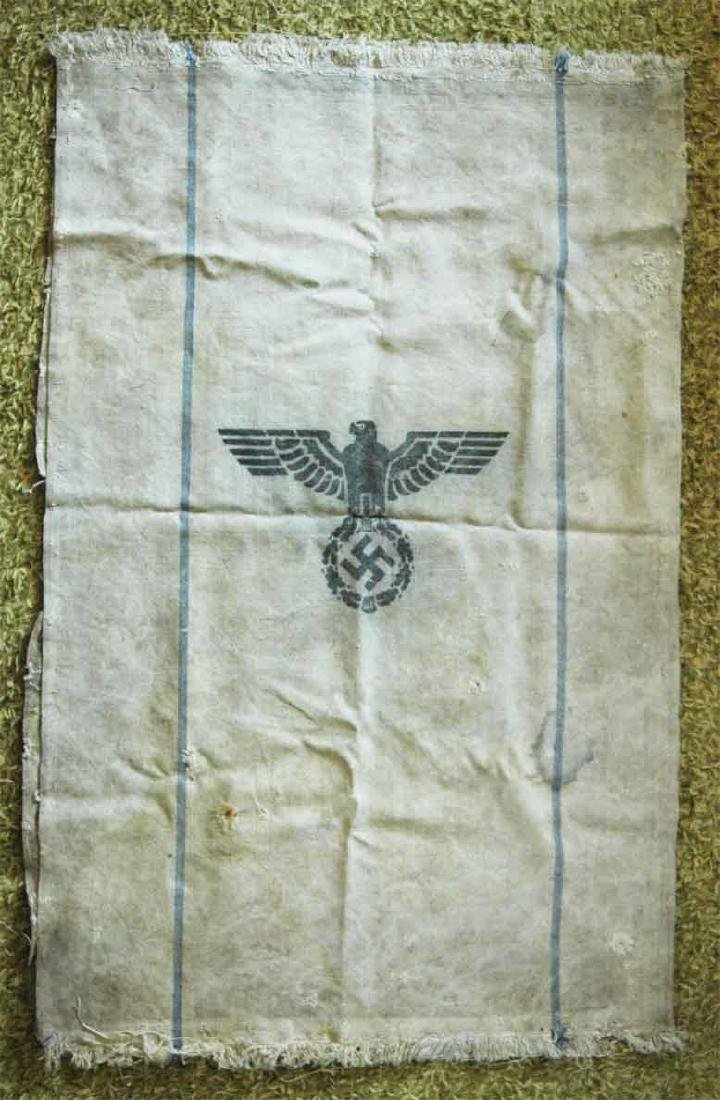 German WW2 Bag for Gold & Money fr. Concentration Camp