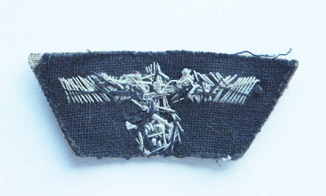 German WW2 Patch fr. Africa Korp w. Eagle & Swastika - 4