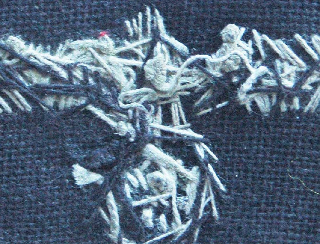 German WW2 Patch fr. Africa Korp w. Eagle & Swastika - 5