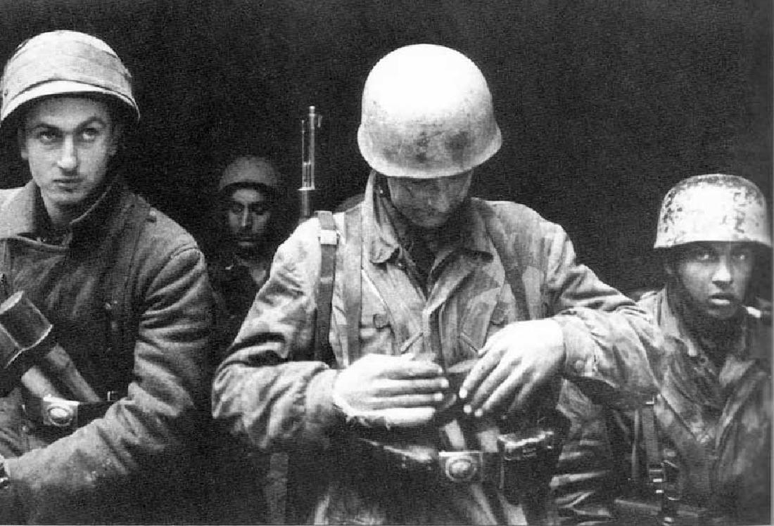 German WW2 Army Para Badge, - 10