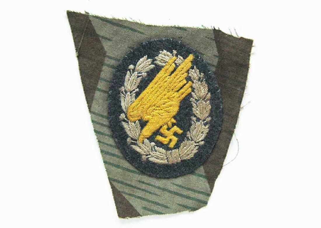 German WW2 Army Para Badge,