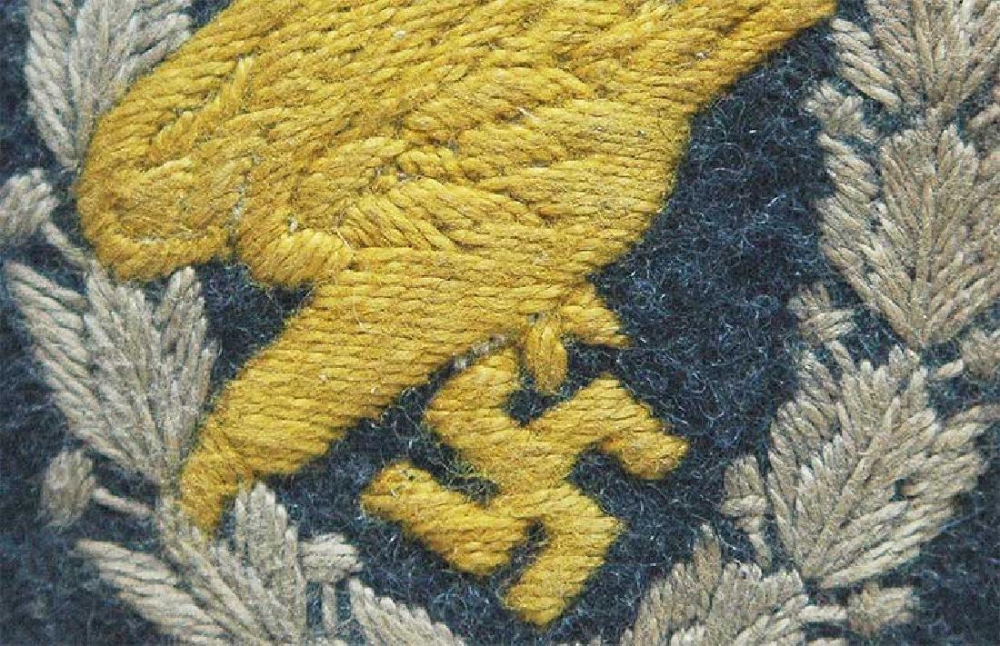 German WW2 Army Para Badge, - 3