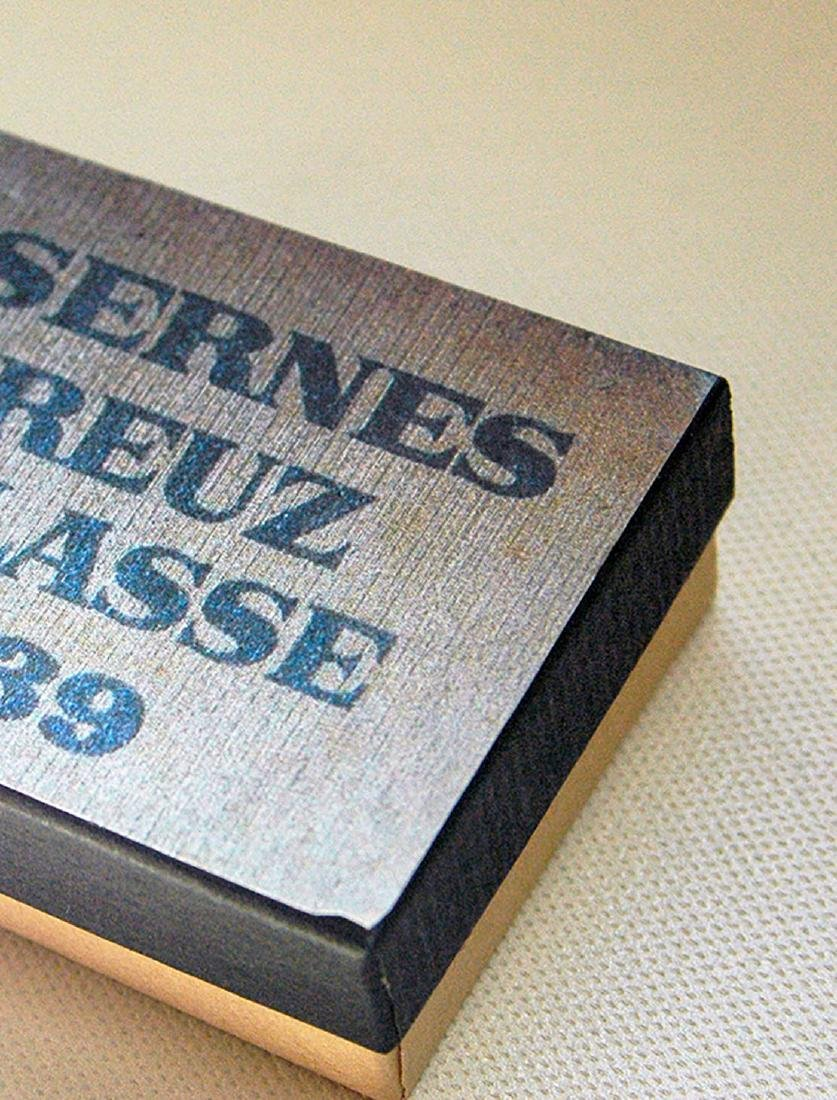 German WW2 LDO Box Etui for Iron Cross 1st Class - 4