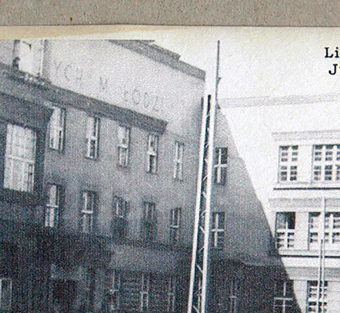 Polish WW2 Postcard of Litzmannstadt Ghetto, 1941 - 6