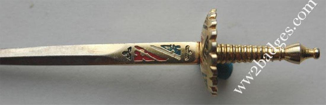German WW2 Dagger for Opening Letters - 5