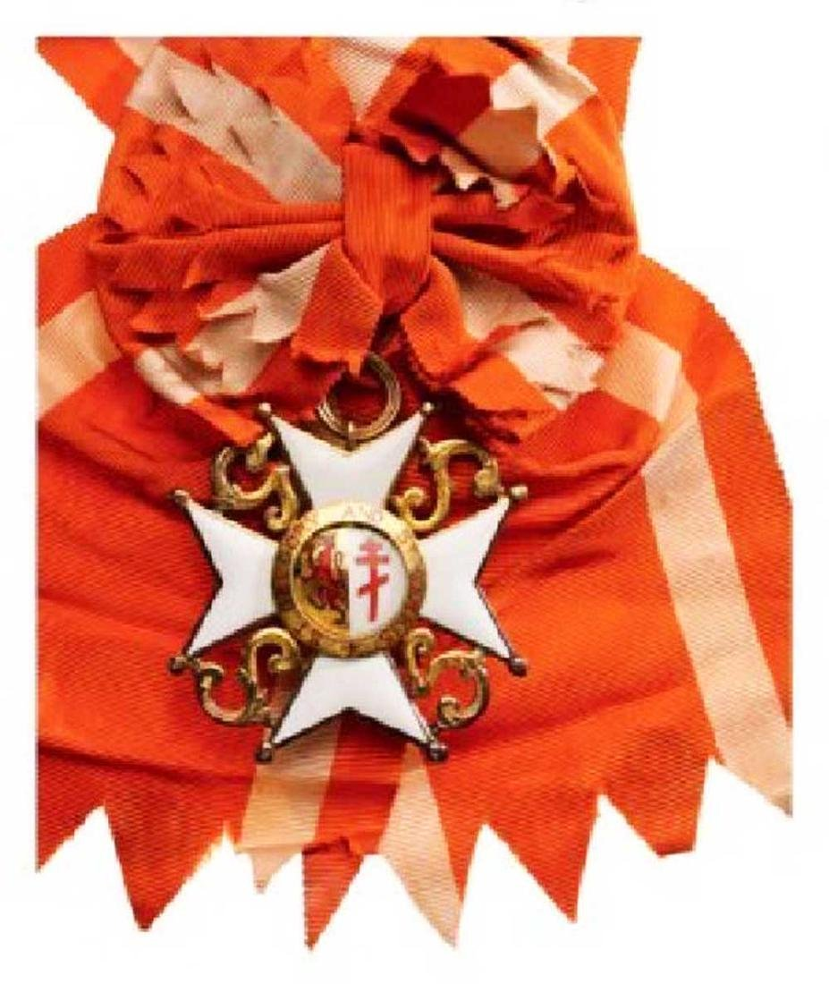 ST. GREGORY AND ST. SARKIS ORDER, Grand Cross Set, 1st - 2