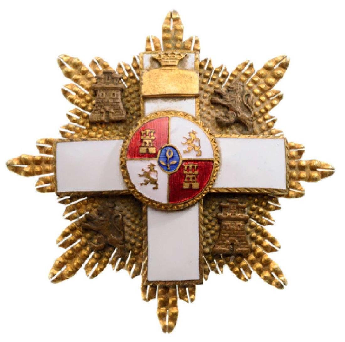 ORDER of MILITARY MERIT for Legion Condor, 1936