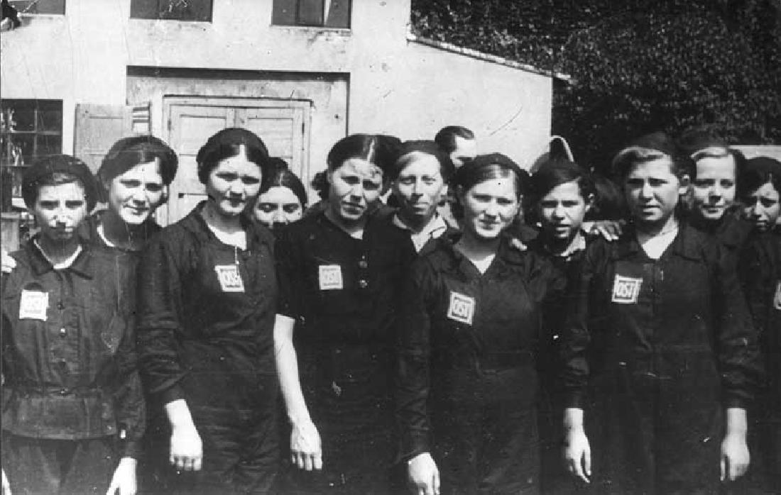 German WW2 Order for Ukrainian Worker, 1943 - 10