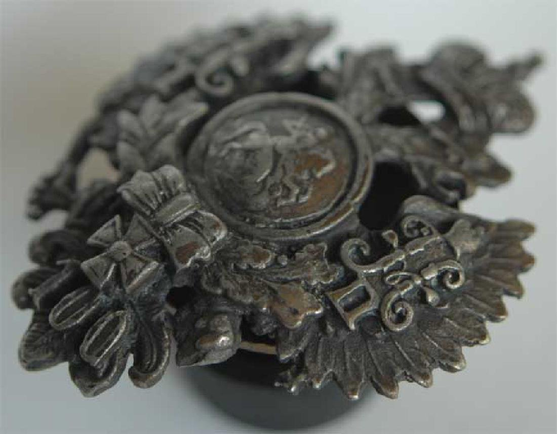 Russian Imperial Badge 100 years of Military Ministers - 2