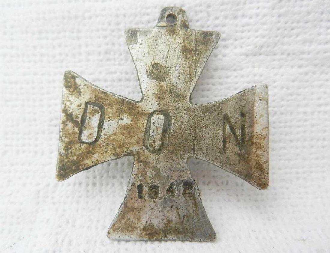 German WW2 Cross Russian Volunteers DON Cossacks - 2