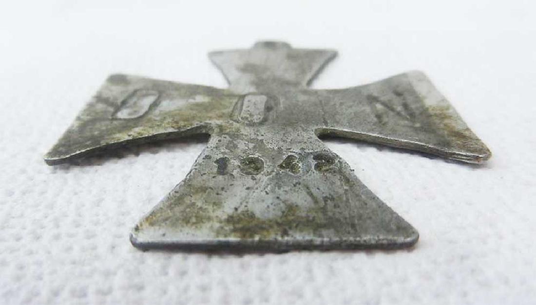 German WW2 Cross Russian Volunteers DON Cossacks - 4