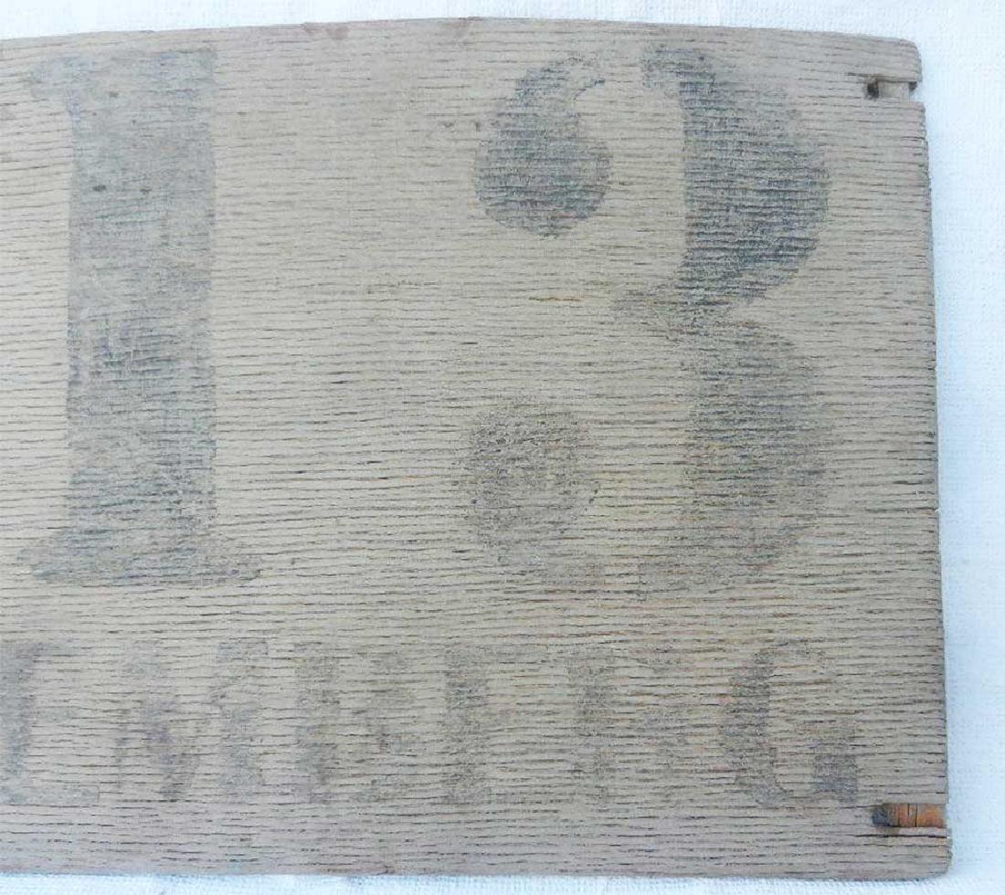 Original Rare German WW2 Road Sign LEMBERG - 13 km - 4