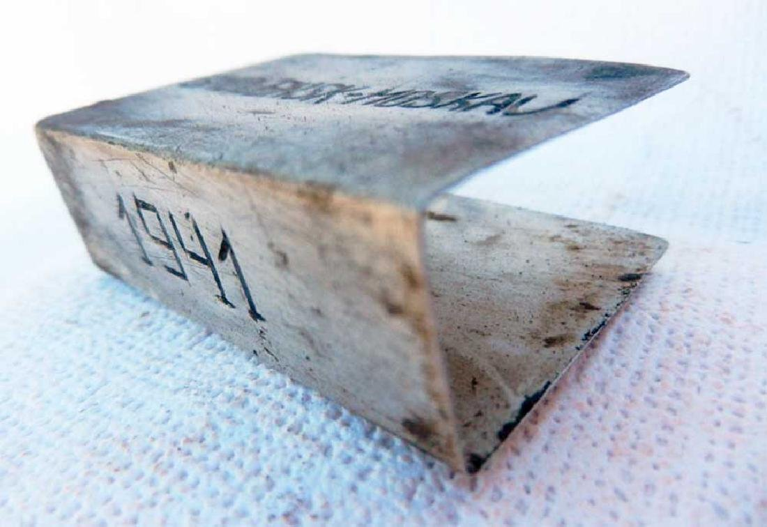 German WW2 CLIP MATCHES, DRANG NACH OSTEN - 2