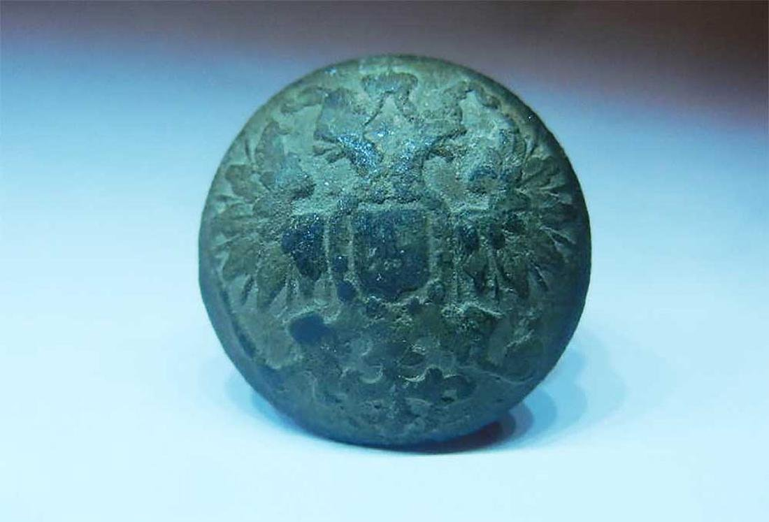 Original Russian Imperial WW1 Ring, Trench Art - 5