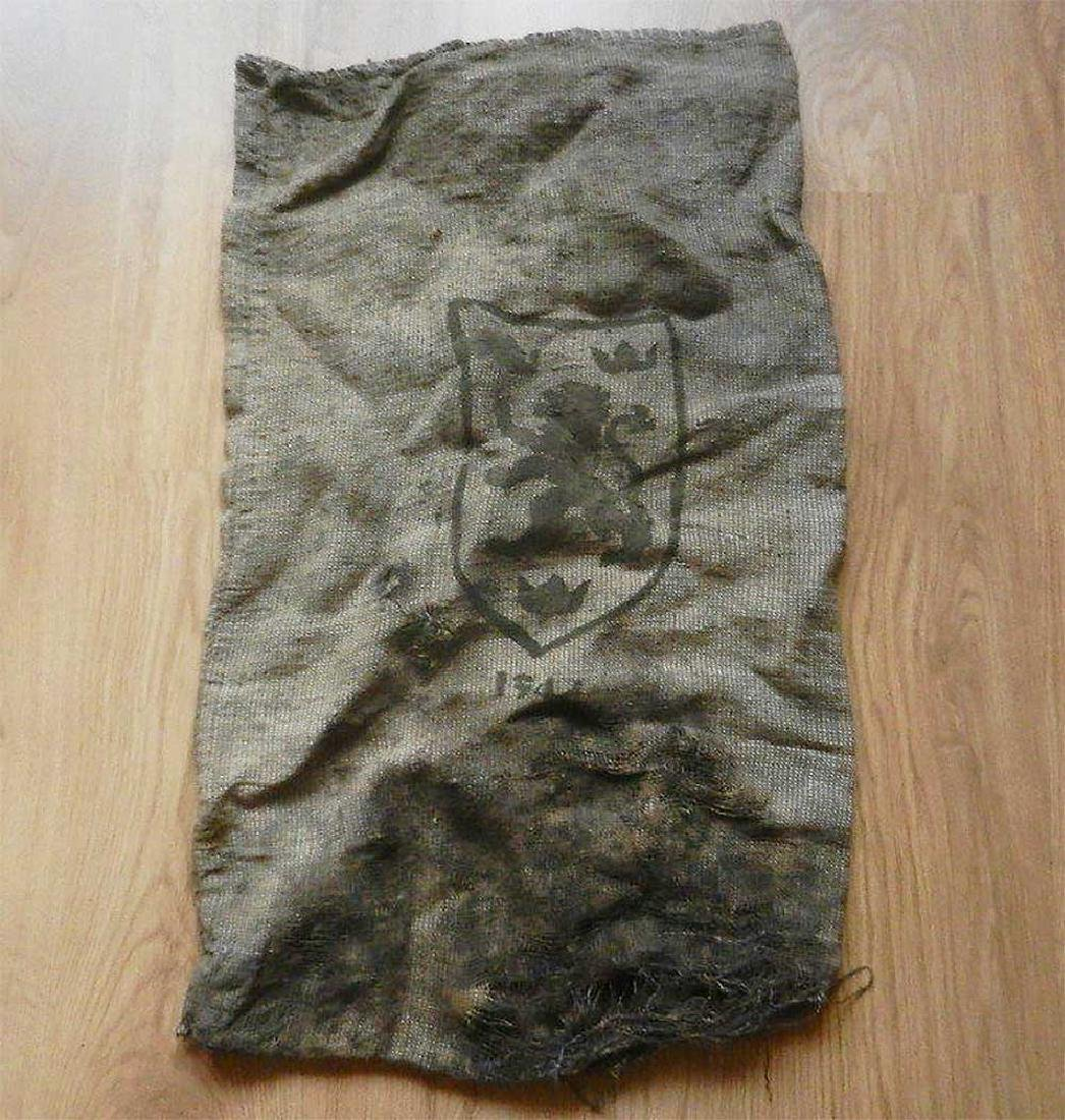 German - Ukrainian WW2 Bag, 14th Waffen SS, 1944