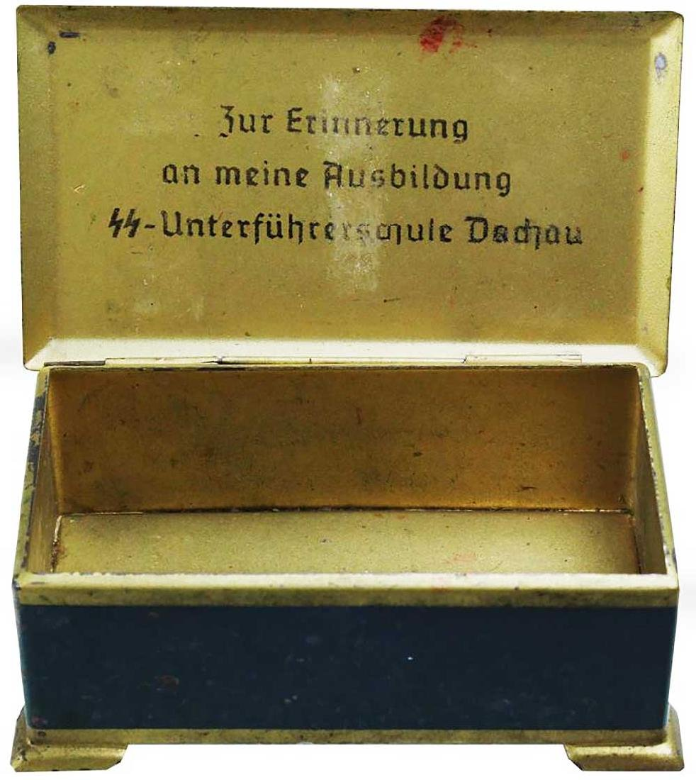 German WW2 Jewelry Box fr. DACHAU Concentration Camp - 6