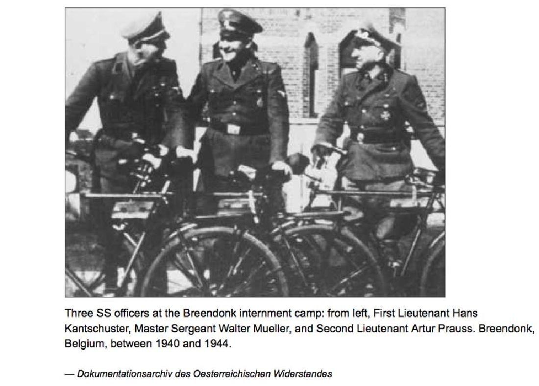 German WW2 Leather Instrument Case, KZ Dachau - 7