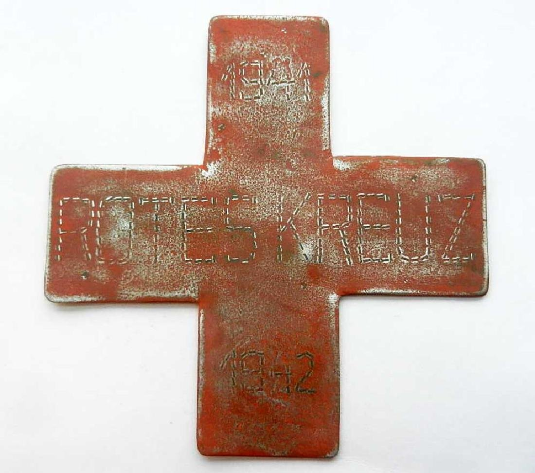 German WW2 Red Cross - International Committee