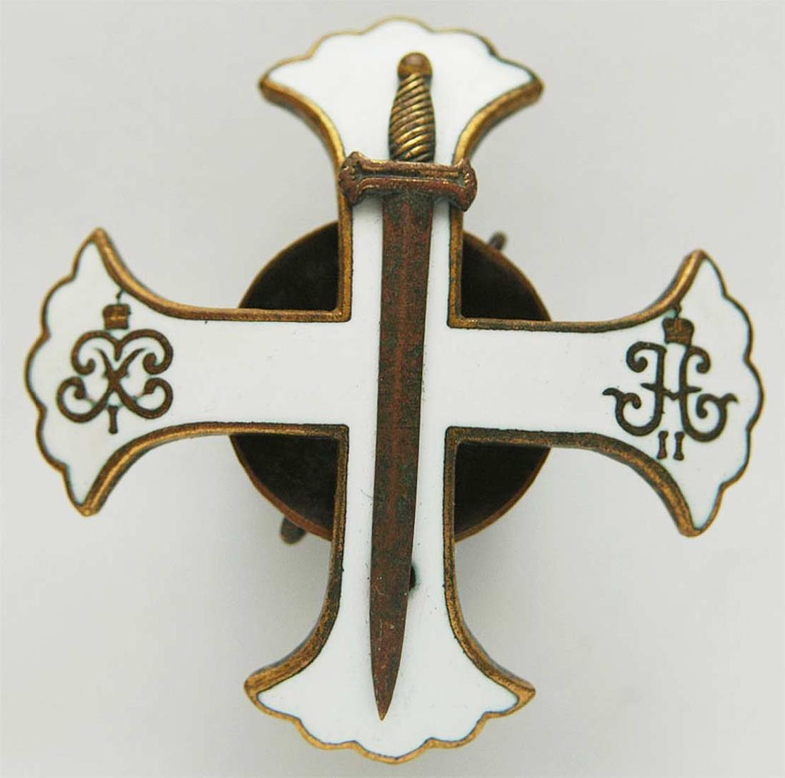 Russian Imperial Badge Life-Guards Regiment