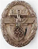 RARE GERMAN WW2 GAU EAST PRUSSIA HONOR BADGE