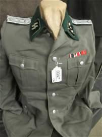 GERMAN WW2 MILITARY WAFFEN SS JACKET