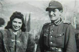 GERMAN WW2 PHOTO of RUSSIAN VOLUNTEER, ROA