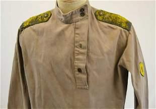RUSSIAN CIVIL WAR SIBERIAN WHITE ARMY UNIFORM, 1919