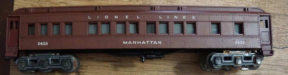 Lionel 2623 Manhattan passenger car