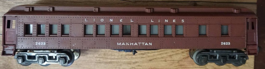 Lionel 2623 Manhattan passenger car - 3