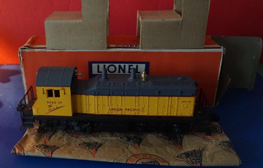 lionel 613 up diesel 1958 mint in box
