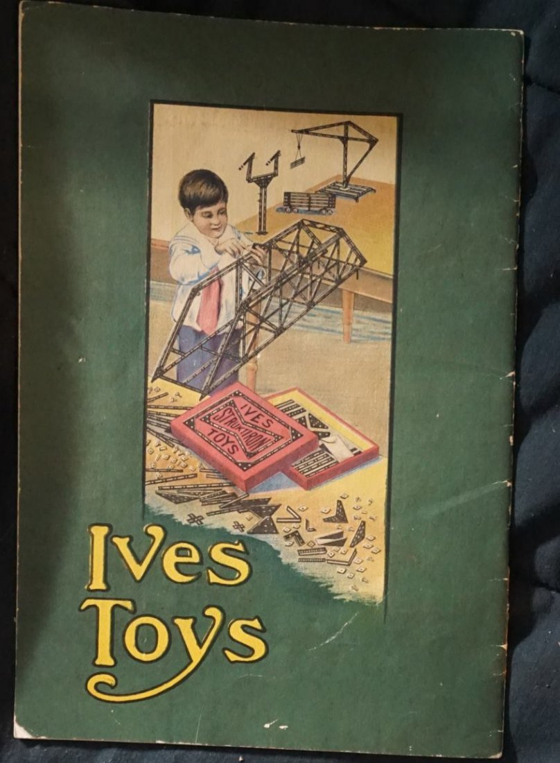 ives 1919 catalog lou hertz collection