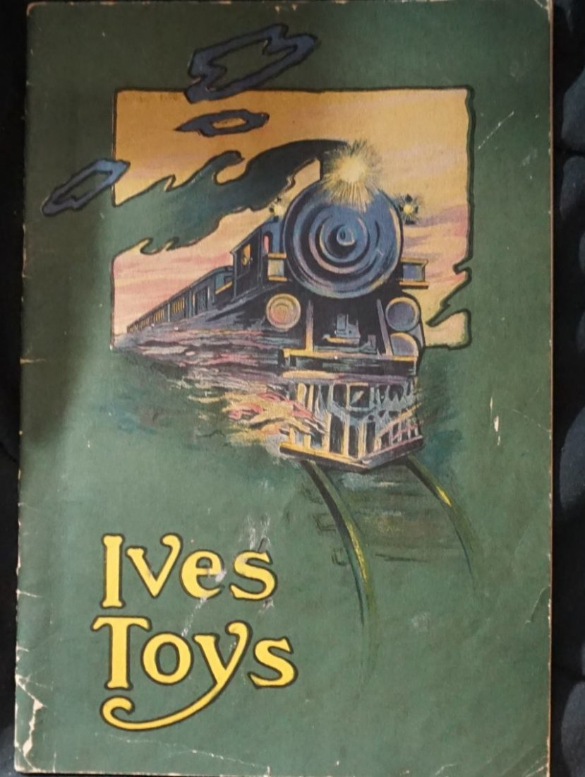 ives 1919 catalog lou hertz collection - 2