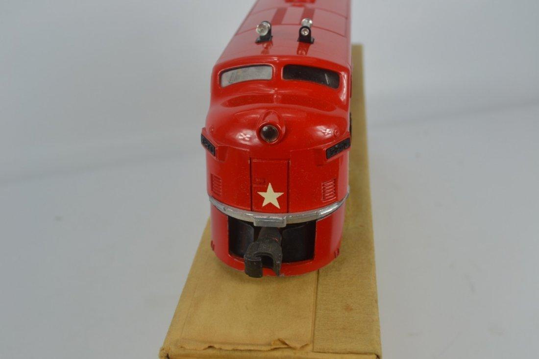 Lionel Postwar Texas Special Passenger Set #1520W - 2