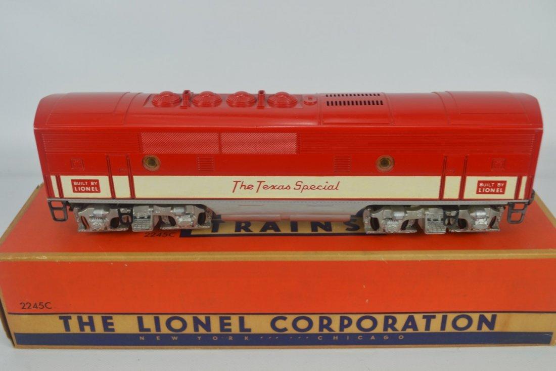 Lionel Postwar Texas Special Passenger Set #1520W - 4
